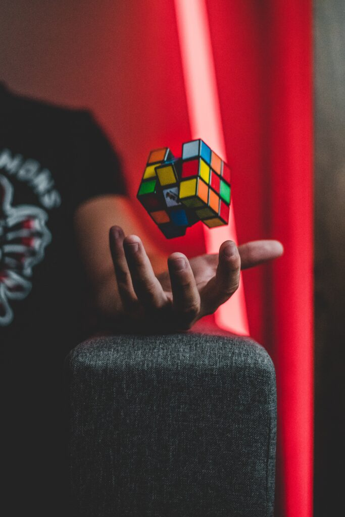 top 5 most influential Rubik's Cube speedsolvers of all time