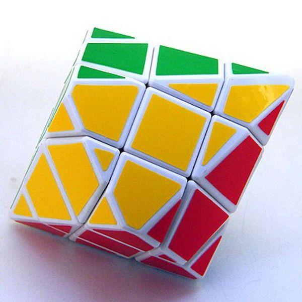 Odd-shaped twisty cube