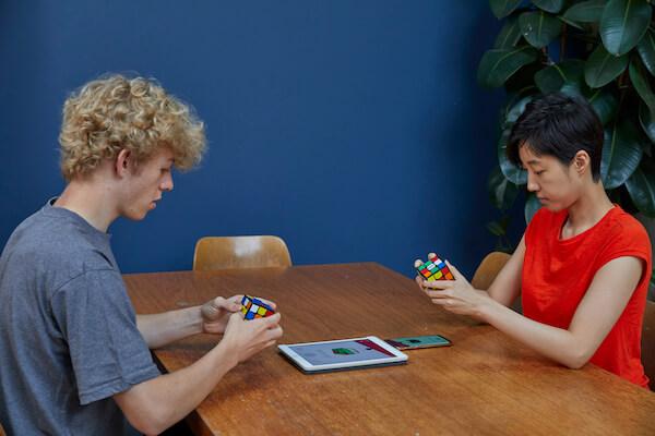 Solving Rubik's cube