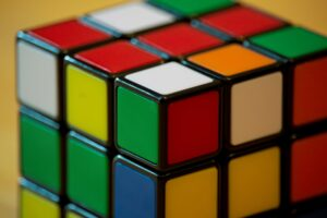 type of rubiks cube