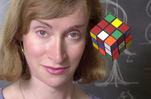 Jessica J. Fridrich speed cube