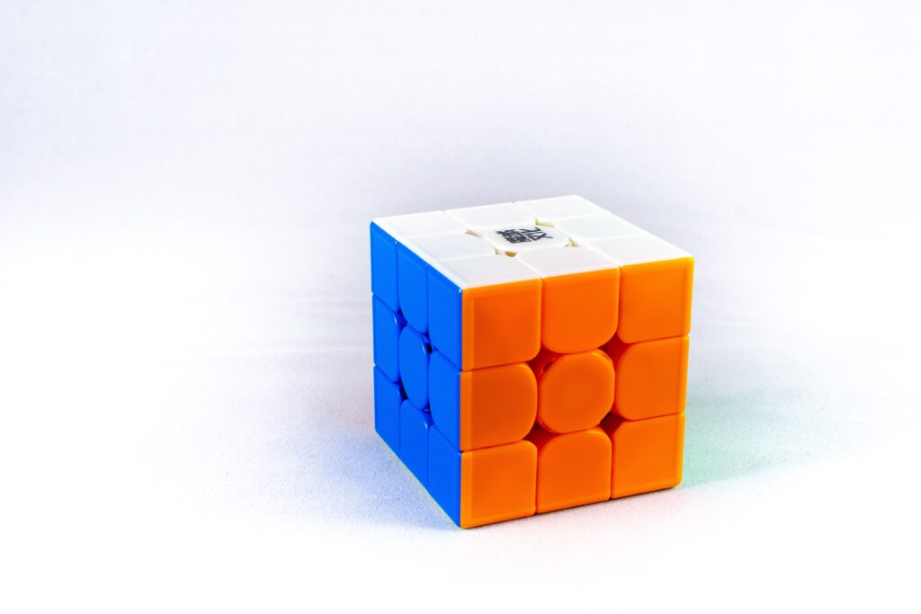 rubiks cube for speedcubing