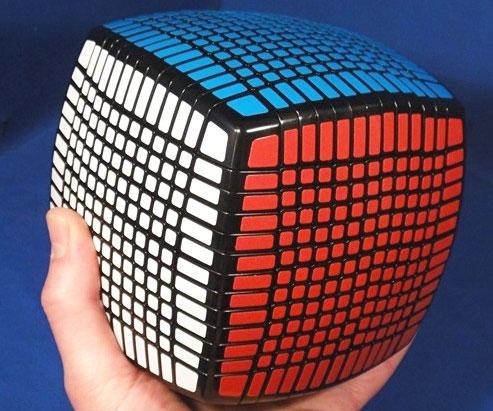 13x13x13 cube