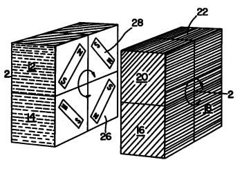 First Rubik Cube Prototype