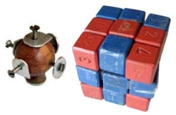 Colorful Rubik Cube Prototype