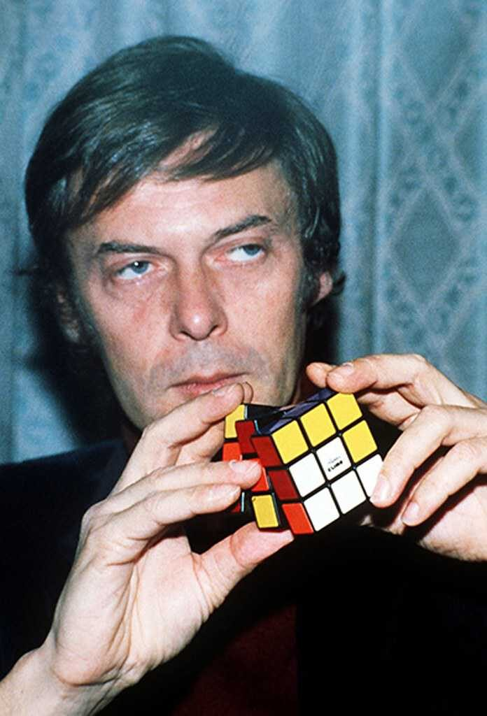Who is Erno Rubik