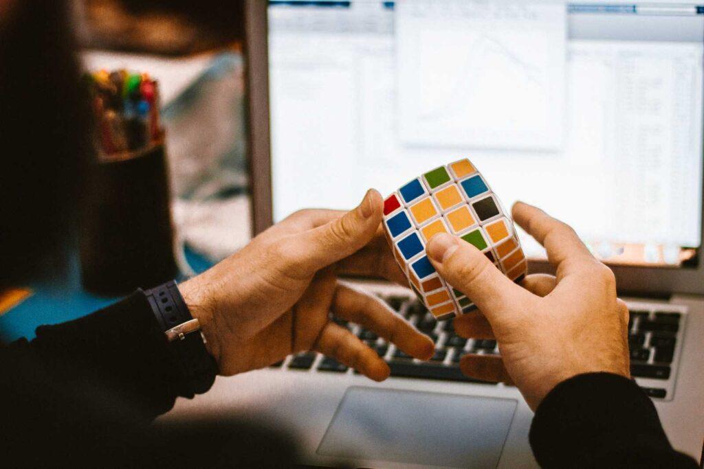 rubiks cube notation - rotation letters explained