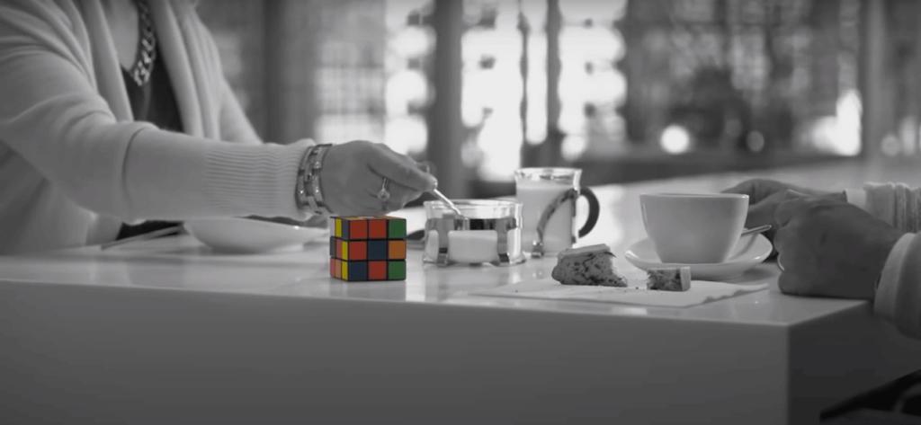 Assante Wealth Management - Rubik's Cube in Ads