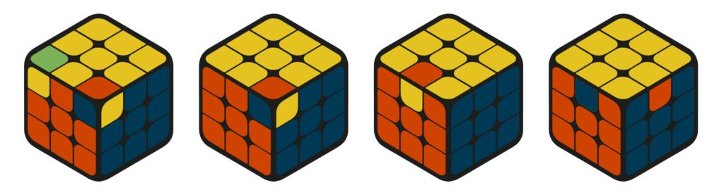 Unsolvable Rubik's Cube Impossible Scrambles